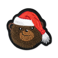 DRB Holiday Chenille 2019 Morale Patch