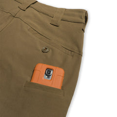 EDC Short Guide Cloth - Dark Leaf Green