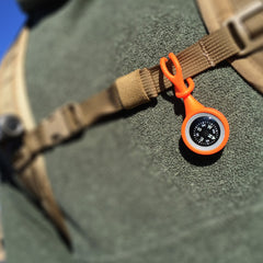 Expedition Watch Band Compass Carriers