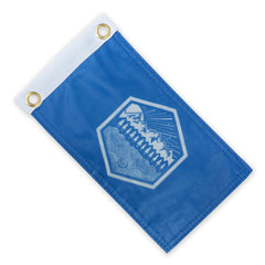 PDW All Terrain Expedition Flag - Blue
