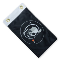 Memento Mori Prime Expedition Flag - Black