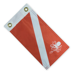 SPD Dive Flag - Red