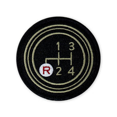 PDW LC 4 Speed Shift Knob LTD ED Morale Patch