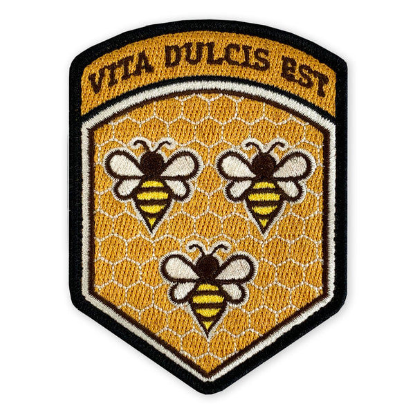 PDW Honey Bee Formation Flash Morale Patch