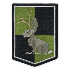 PDW House Banner Jackalope LTD ED Morale Patch