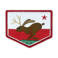 PDW High Speed Jackalope Cali LTD ED Morale Patch