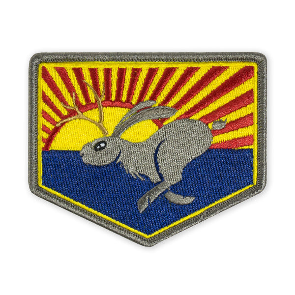 PDW High Speed Jackalope OEX19 LTD ED Morale Patch