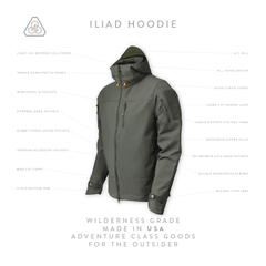 Iliad Field Jacket - SMG
