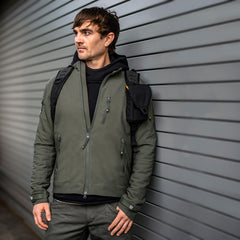 Invictus Jacket - Stone Mountain Green