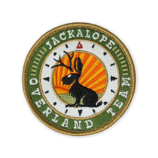 PDW Jackalope Overland Team v2 LTD ED Morale Patch