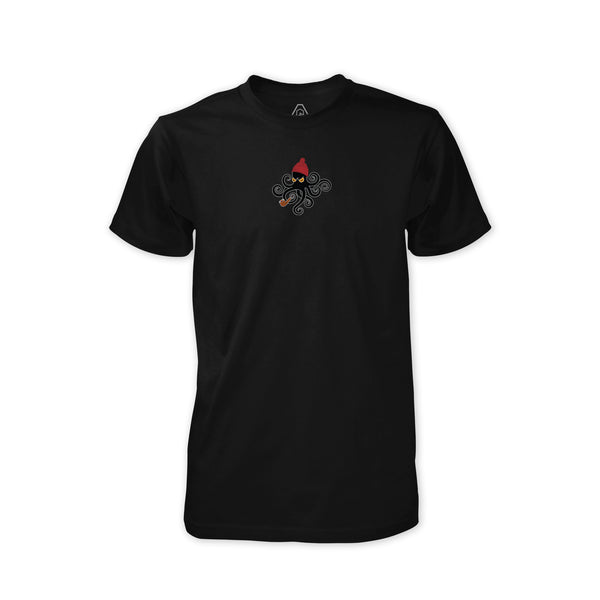 SPD Kraken Krew T-Shirt - Black