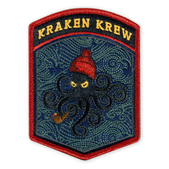 SPD Kraken Krew Flash Morale Patch