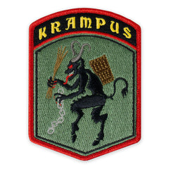 PDW Krampus Flash Morale Patch