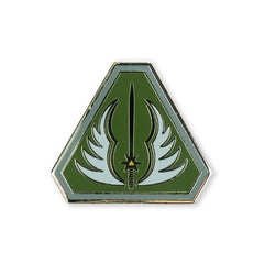 PDW Gray Knights Type 3 Lapel Pin