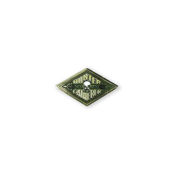 PDW Hunter Gatherer Lapel Pin