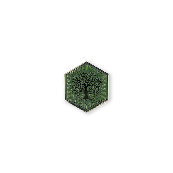PDW Tree of Life & Liberty Lapel Pin