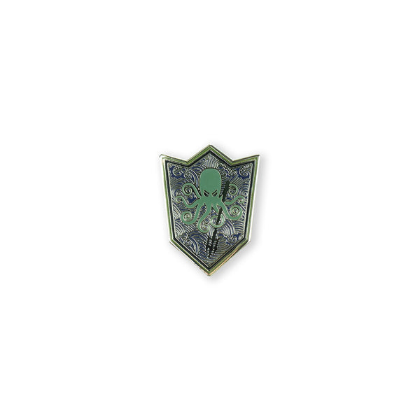 SPD UET Crest Type 3 Lapel Pin