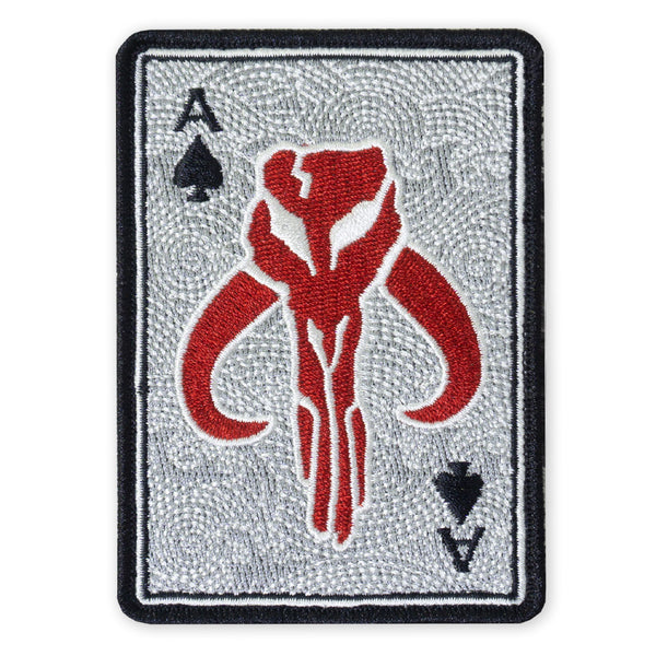 PDW May 4th 2019 Mythosaur Death Card LTD ED Morale Patch