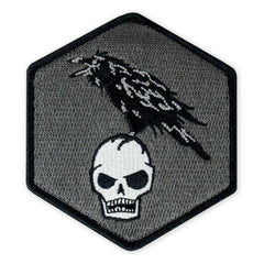 PDW X FF Halloween 2019 Morale Patch