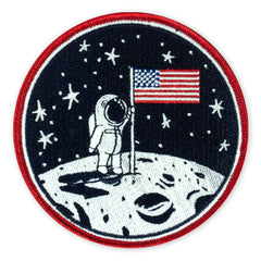 PDW Man on the Moon 50th Anniversary LTD ED Morale Patch