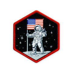 PDW Moon Landing Memento Mori LTD ED Morale Patch