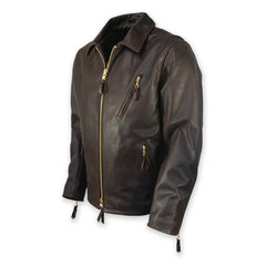O.R. 66 Jacket - Horsehide Vintage Brown