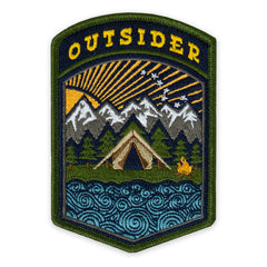 PDW Outsider All Terrain Camp Flash Morale Patch