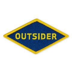 PDW Outsider Tab Vintage Morale Patch
