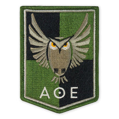 PDW House Banner Owl LTD ED Morale Patch