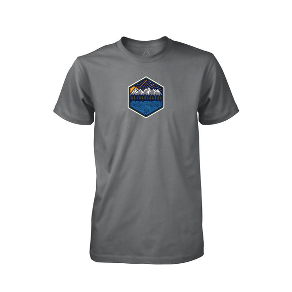 PDW All Terrain T-Shirt - Asphalt *Closeout