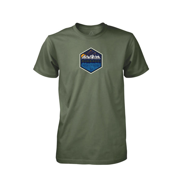 PDW All Terrain T-Shirt - Lieutenant *Closeout