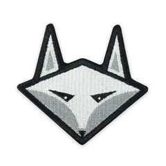 PDW Arctic Fox Icon Morale Patch