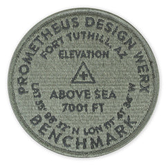 PDW Benchmark AZ OEX19 LTD ED Morale Patch