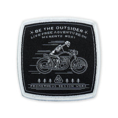 PDW Memento Mori Cafe Racer LTD ED Morale Patch
