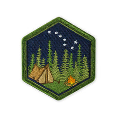 PDW Campsite 2018 Morale Patch