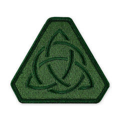 PDW Celtic Triquetra Morale Patch