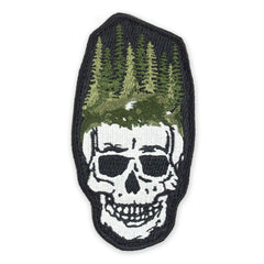PDW Feed the Trees Memento Mori Morale Patch