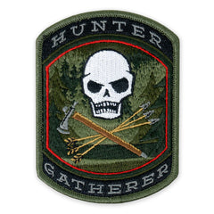 PDW Hunter Gatherer Flash Morale Patch