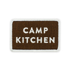 PDW Camp Kitchen ID Morale Patch