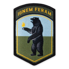 PDW IGNEM FERAM Flash Morale Patch