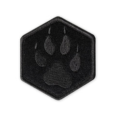 PDW K9 v3 LTD ED Black Out Morale Patch