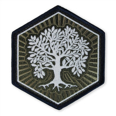 PDW Tree of Life & Liberty GID Morale Patch