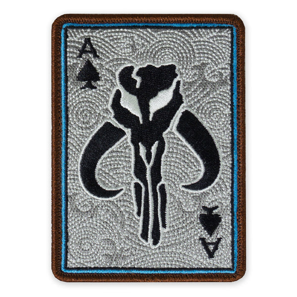 PDW Mythosaur Death Card 2020 Morale Patch