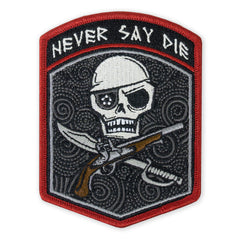 Never Say Die 2019 LTD ED Morale Patch