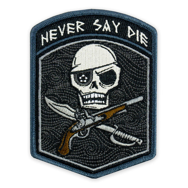 PDW Never Say Die v5 Morale Patch