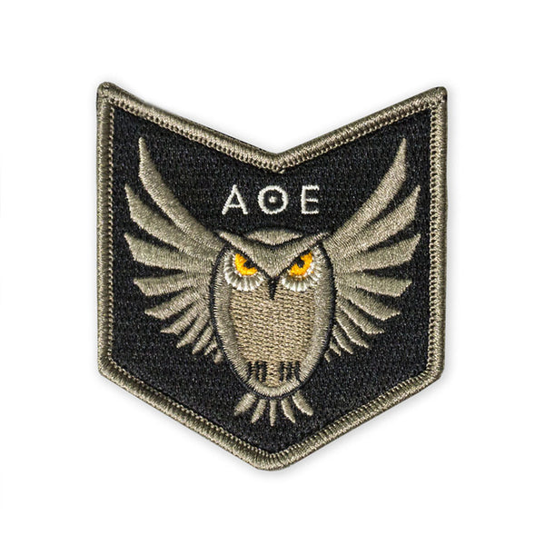 PDW Owl of Athena v2 LTD ED Morale Patch