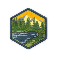 River Runs Through It Sunset LTD ED Morale Patch