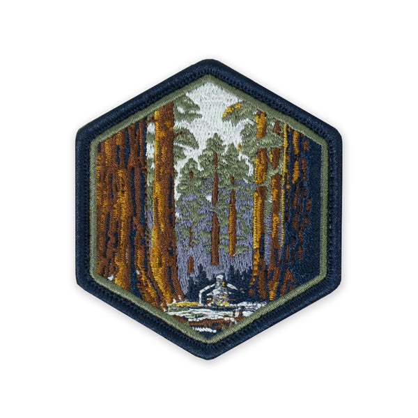 PDW Sequoia Cabin Morale Patch
