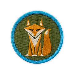 PDW Clever Fox Morale Patch