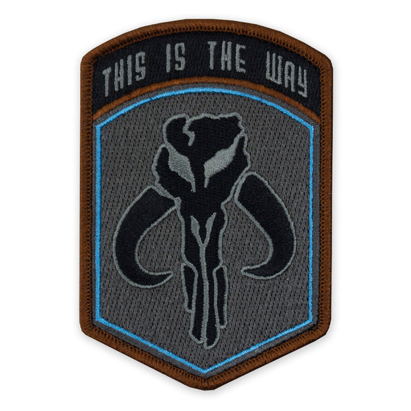 PDW This is the Way Mythosaur Morale Patch